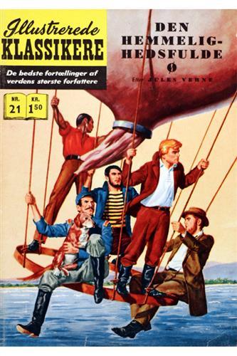 Illustrerede Klassikere 1962 Nr. 21
