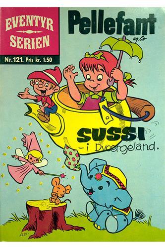 Eventyrserien 1967 Nr. 121