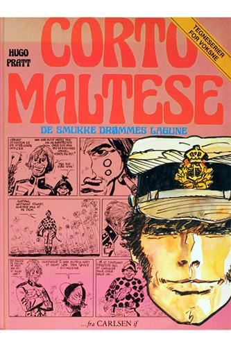 Corto Maltese - Tegneserier For Voksne