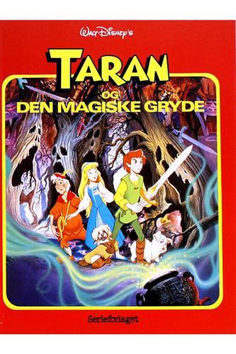 Taran - Taran Og Den Magiske Gryde