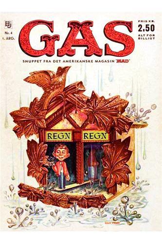 Gas (Dansk Mad) 1962 Nr. 4