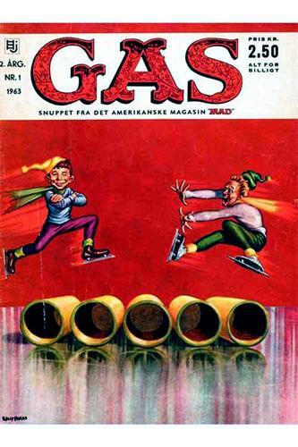 Gas (Dansk Mad) 1963 Nr. 1