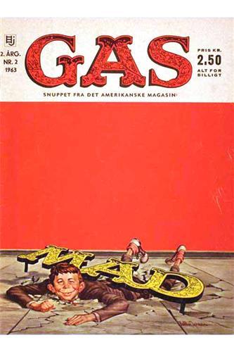 Gas (Dansk Mad) 1963 Nr. 2