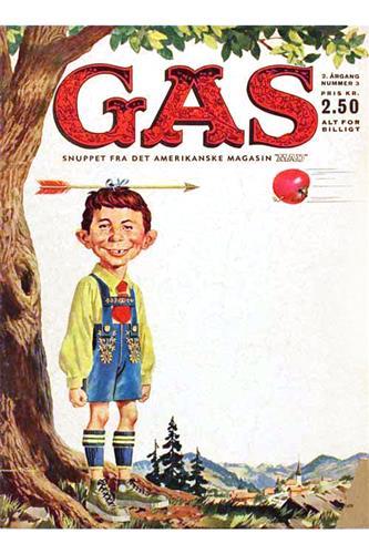 Gas (Dansk Mad) 1963 Nr. 3