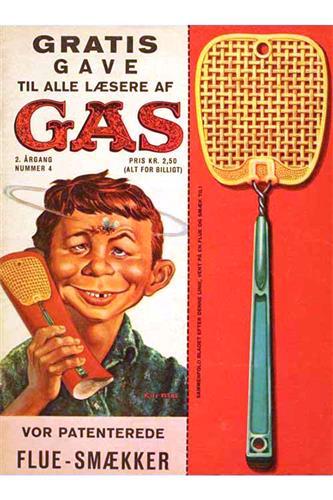Gas (Dansk Mad) 1963 Nr. 4
