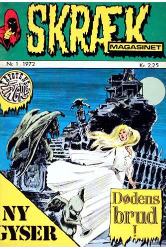 Skræk-Magasinet 1972 Nr. 1