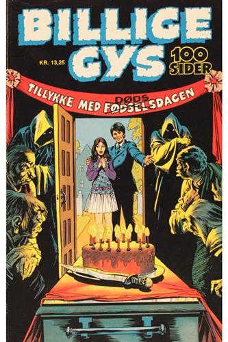Billige Gys 1982 Nr. 1