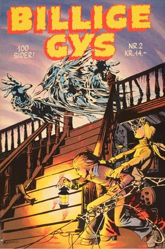 Billige Gys 1982 Nr. 2