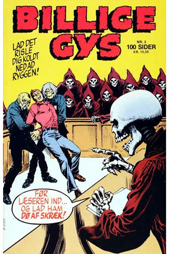 Billige Gys 1984 Nr. 3