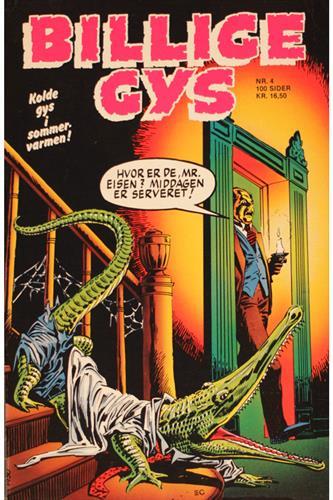 Billige Gys 1985 Nr. 4