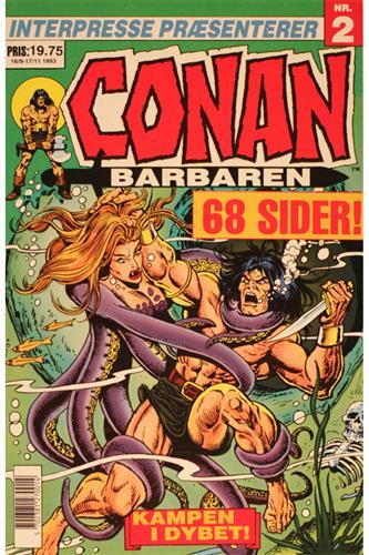Conan Barbaren 1993 Nr. 2
