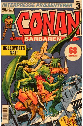 Conan Barbaren 1993 Nr. 3