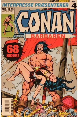 Conan Barbaren 1994 Nr. 4