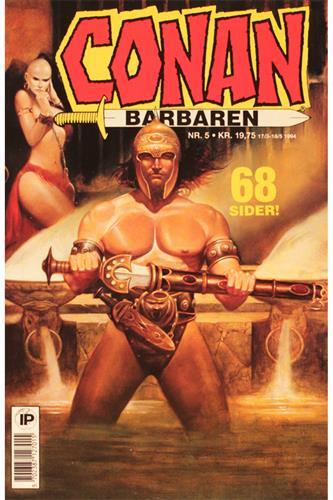 Conan Barbaren 1994 Nr. 5