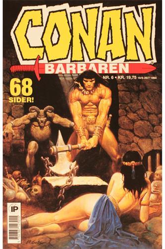 Conan Barbaren 1994 Nr. 6