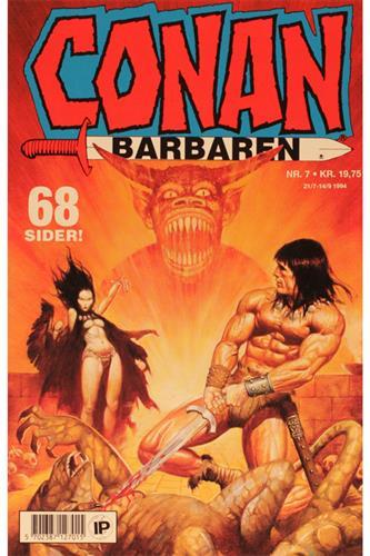 Conan Barbaren 1994 Nr. 7