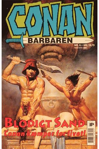 Conan Barbaren 1994 Nr. 8