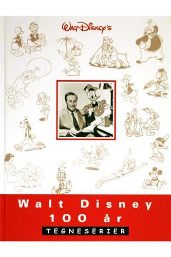 Walt Disney Tegneserierne