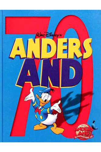 Anders And 70 År