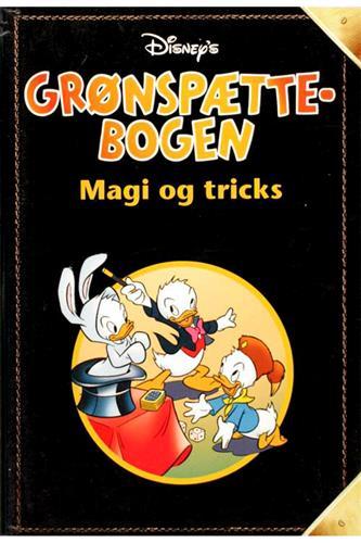 Grønspættebogen 1999 - Magi Og Tricks
