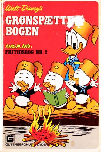 Anders Ands Fritidsbog 1972 Nr. 2