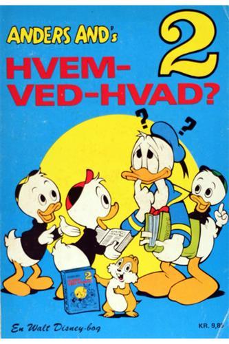 Anders Ands Hvem Ved Hvad 1973 Nr. 2