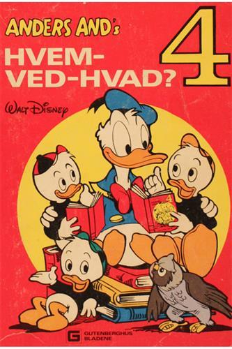Anders Ands Hvem Ved Hvad 1973 Nr. 4
