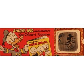 Anders And & Co.1955 Løssalg (uden blad)