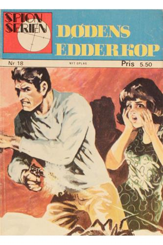 Spion Serien 1983 Nr. 18