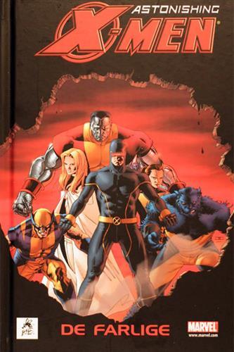 Astonishing X-Men - De Farlige 2008