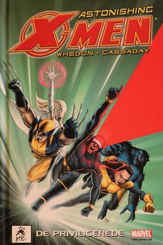 Astonishing X-Men - De Priviligerede