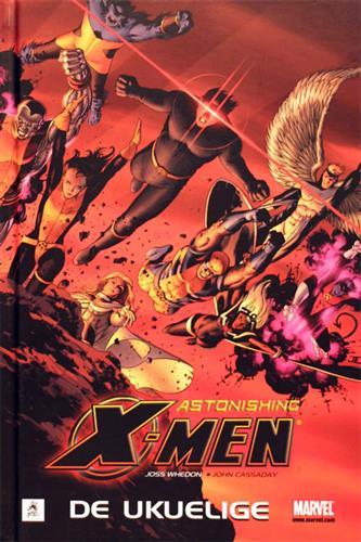 Astonishing X-Men - De Ukuelige 2008