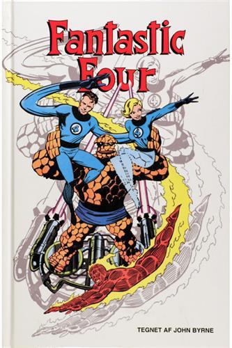 Fantastic Four Af John Byrne