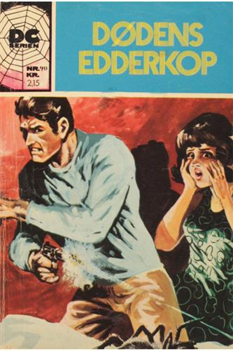 Dc Serien 1974 Nr. 90