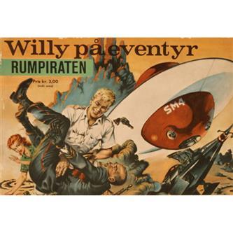 C.A.E.-Hæfter 1966 Nr. 64 - Willy på eventyr: rumpiraten