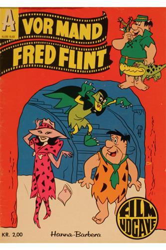 C.A.E.-Hæfter 1967 Nr. 67 - Vor mand Fred Flint (filmudgave)