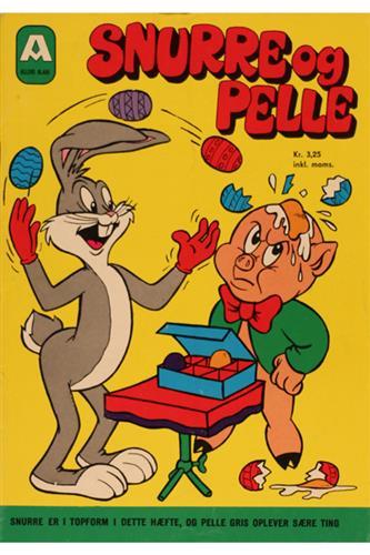 C.A.E.-Hæfter 1968 Nr. 71 - Snurre og Pelle