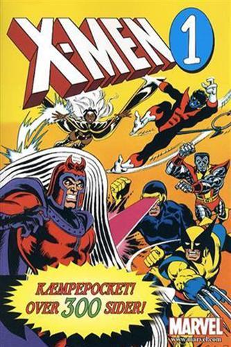 X-Men kæmpepocket 2006 - X-Men kæmpepocket