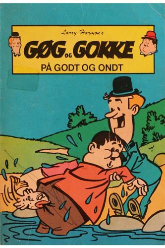 Gøg Og Gokke Kæmpebog 1972 Nr.4