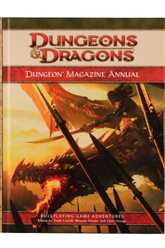 Dungeon Magazine Annual