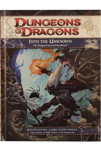 Into the Unknown - The Dungeon Survival Handbook