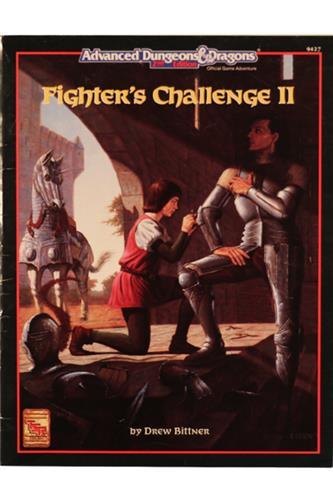 Fighter's Challenge II