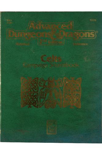 Celts - Campaign Sourcebook