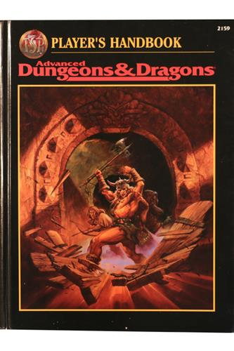 Player's Handbook (Revised)