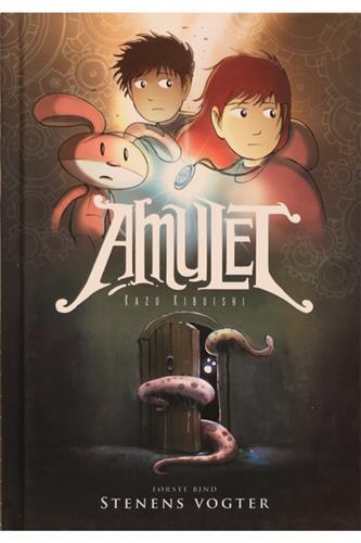 Amulet Første Del Nr. 1