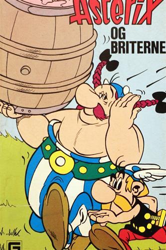 Asterix Pocketbog  Nr. 1