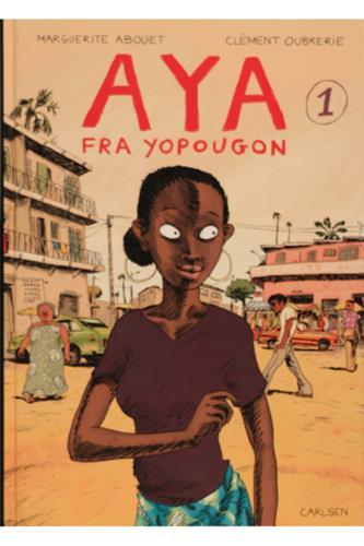 Aya Fra Yopougon Nr. 1