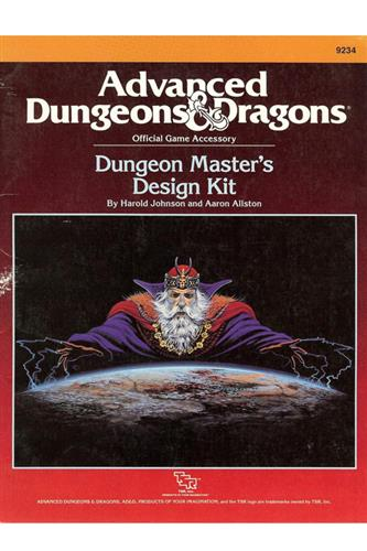 Dungeon Master's Design Kit
