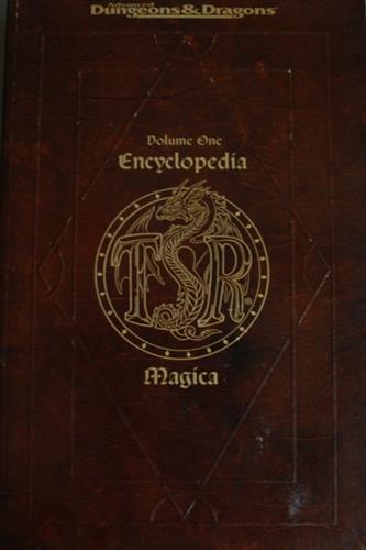Encyclopedia Magica - Volume 1