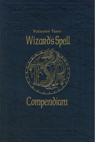 Wizard's Spell Compendium - Volume 2
